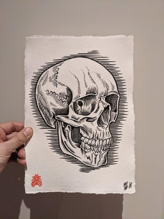 Image of Head - I - original