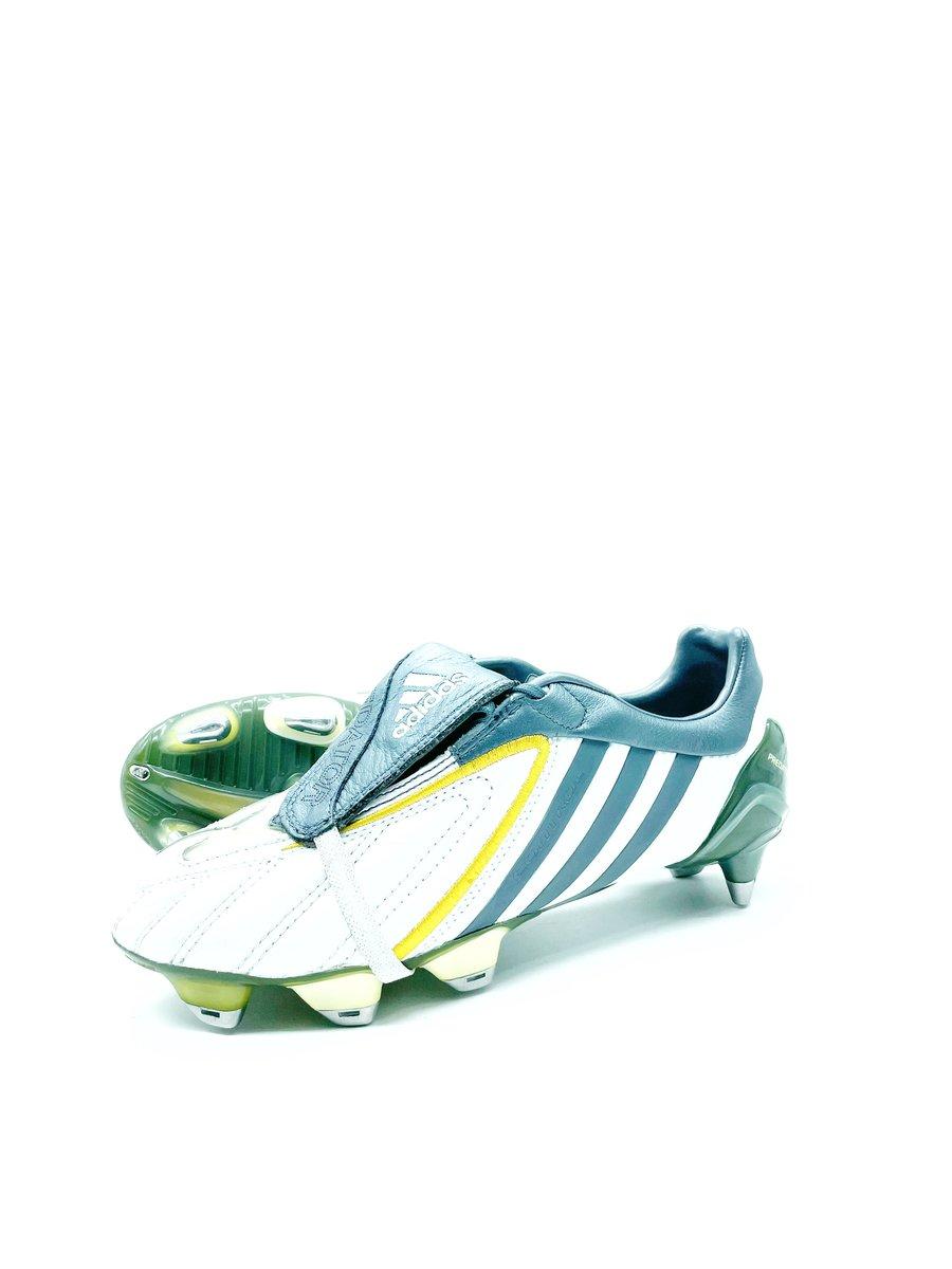 Image of Adidas Predator Powerswerve Sg white