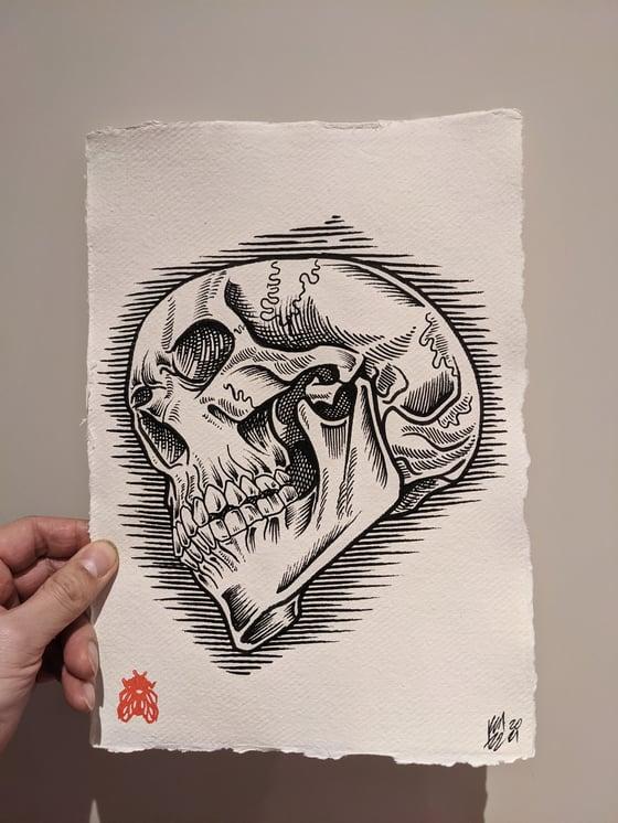 Image of Head - II - original