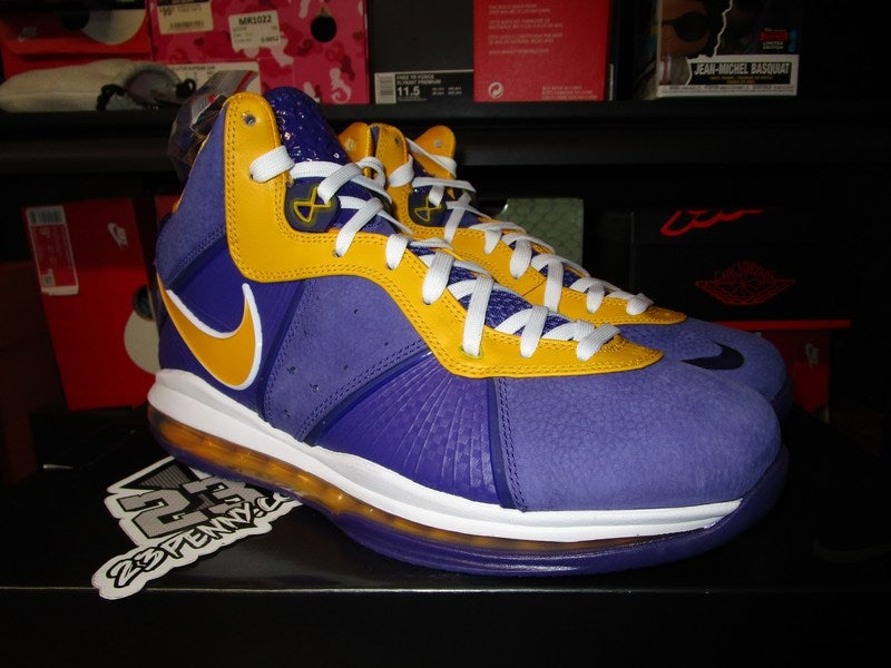"Image of LeBron VIII (8) QS ""L.A. Lakers"""