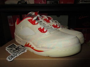"Image of Air Jordan V (5) Retro Low ""Chinese New Year"""
