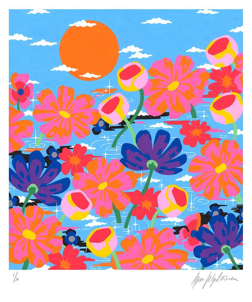 Image of Sky Flowers