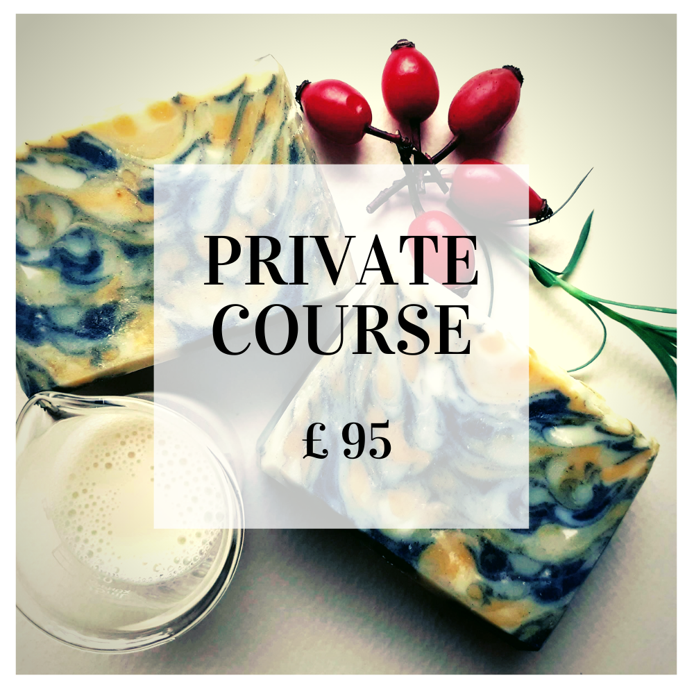 Image of Private Natural Soap Making Course