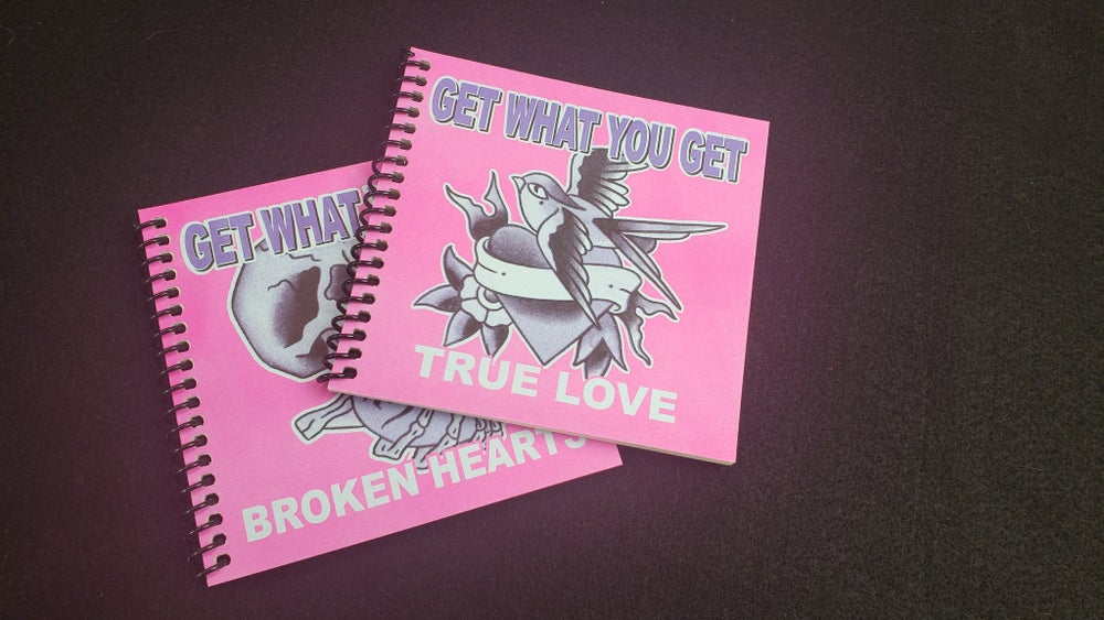 Image of True Love & Broken Hearts
