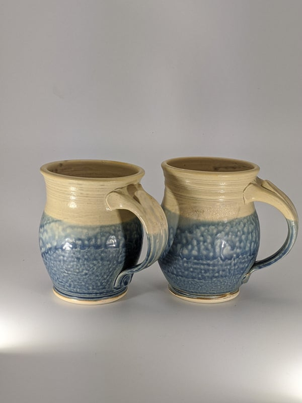Image of Pair of Sunrise Mugs