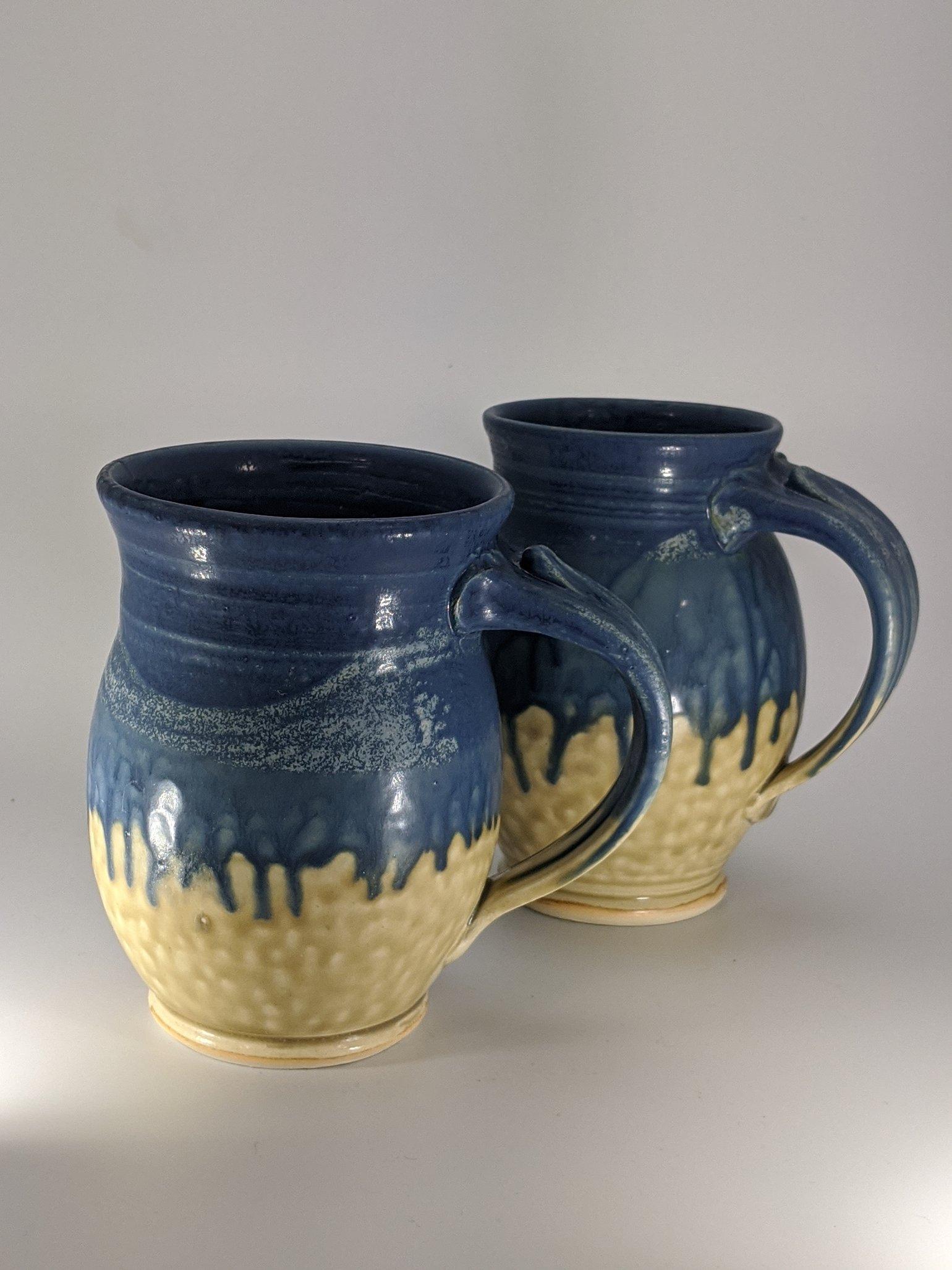 Image of Pair of Sunset Mugs