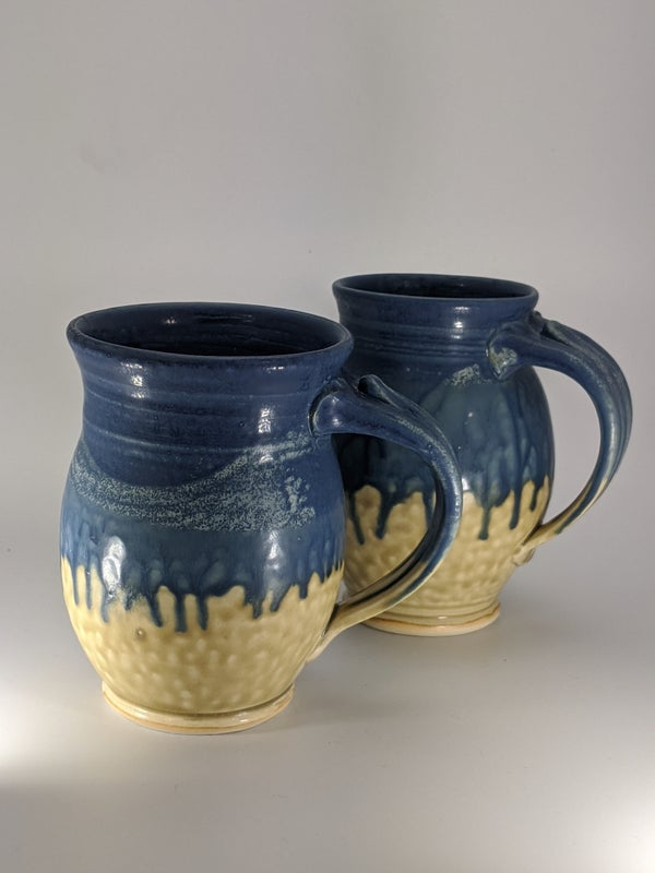 Image of Pair of Sunset Mugs