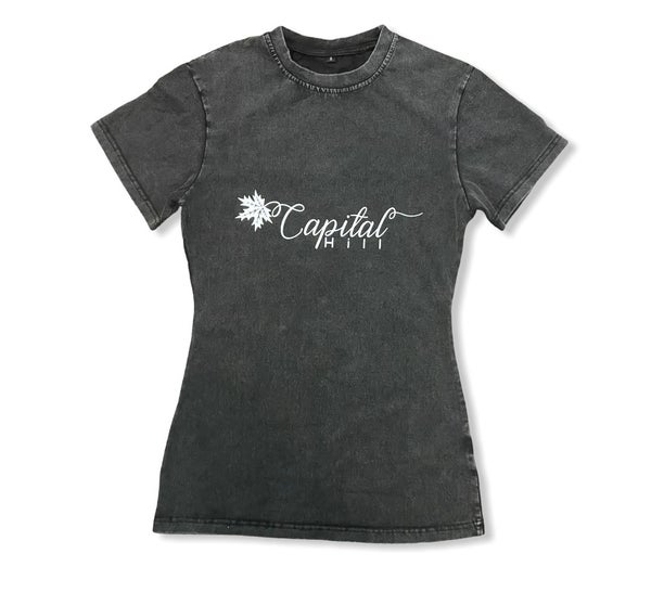 Image of Women's Vintage Washed T-shirt
