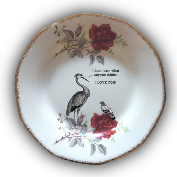 Image of Love Plates (Ref. 24b)