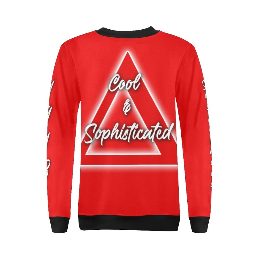 Image of DST Cool and Sophisticated Dress Sweatshirt