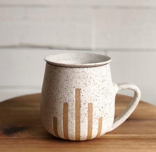 Image of Sunrise Mug and Tea Strainer Set