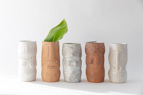 Image of Tiki Vase - 02