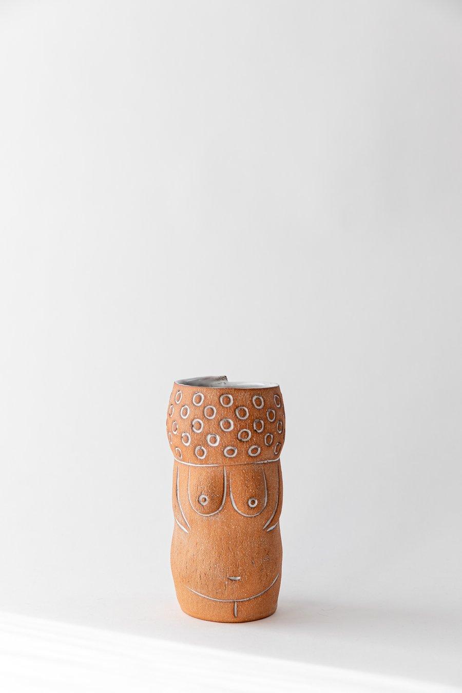 Image of Tiki Vase - 03