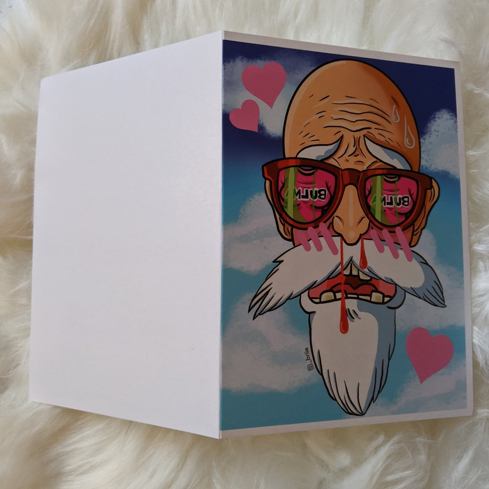 Image of ROSHI valentines card