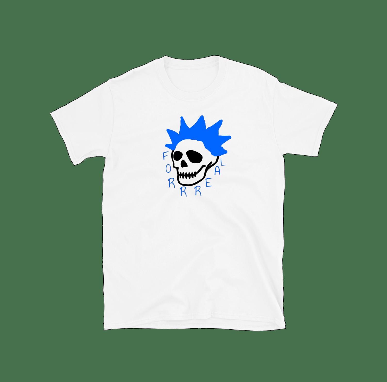 Spike Shirt (Blue)