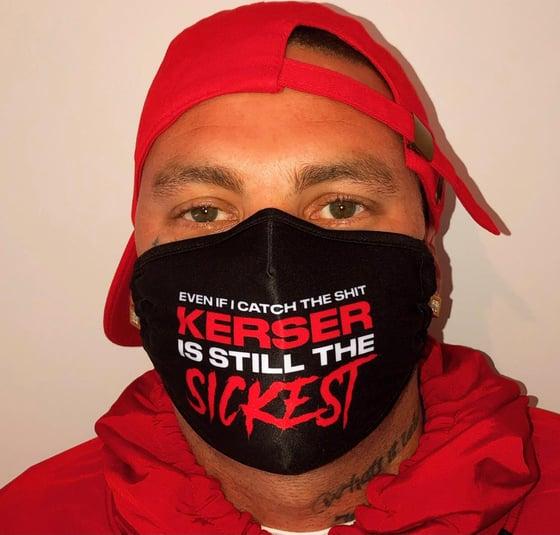 Image of Kerser Still The Sickest Black Mask