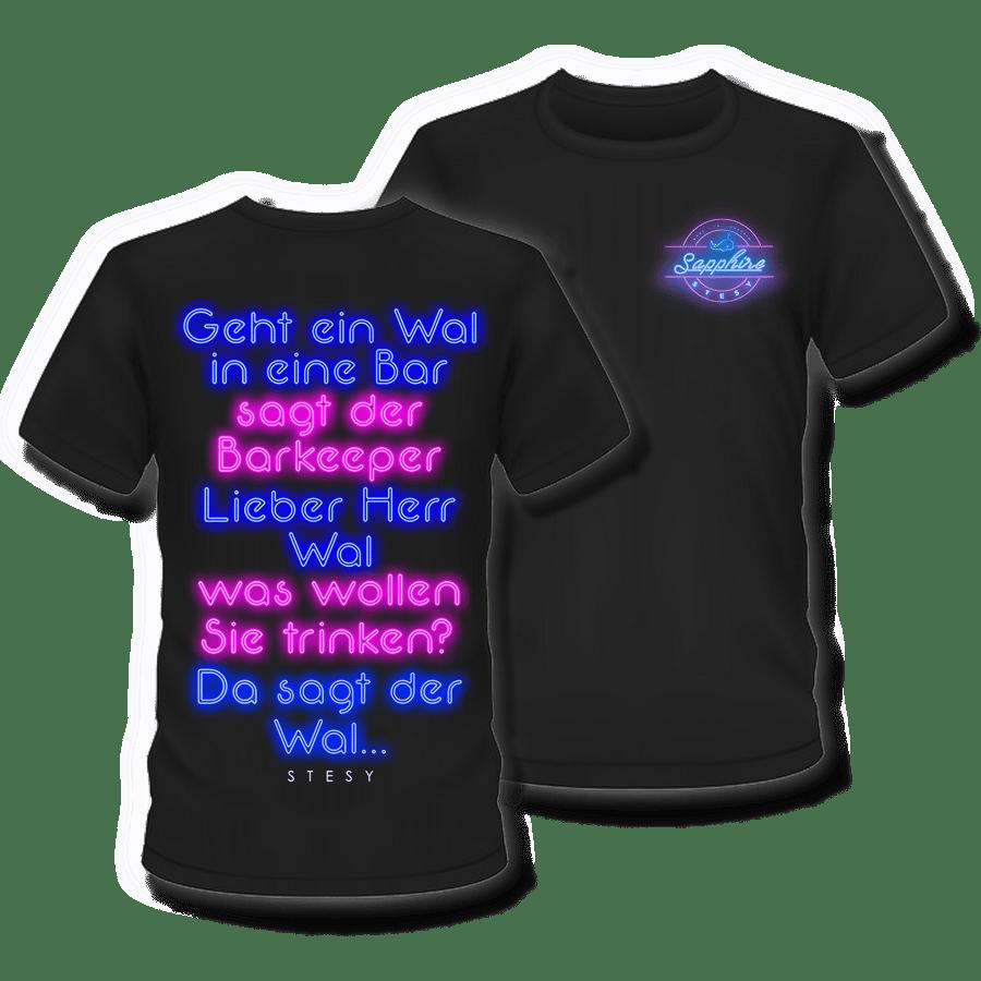 "Image of ""Sapphire"" T-Shirt"