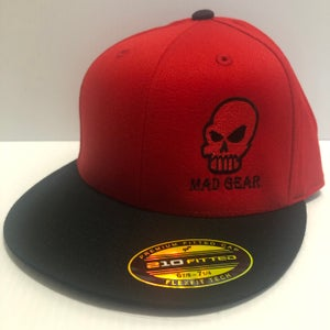 Image of SKULL Fitted Hat