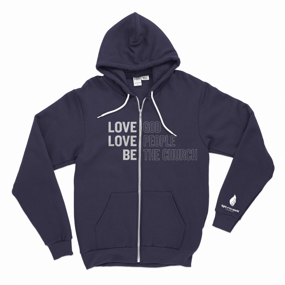 Image of Love God Hoodie