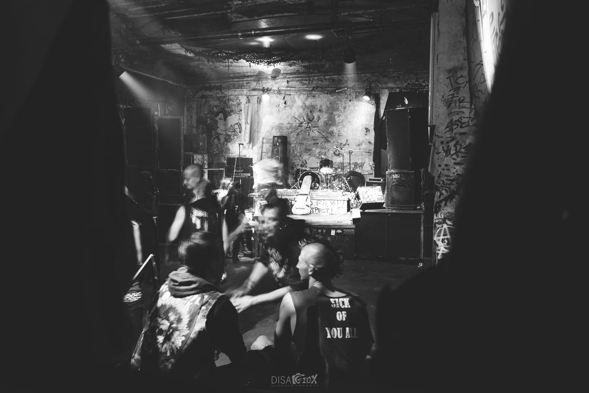 "Image of Stampa ""Punk in Berlin"" di DisaGiox"
