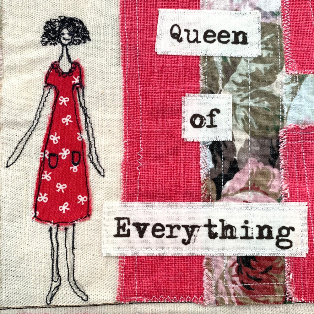 Image of Queen of Everything-original artwork