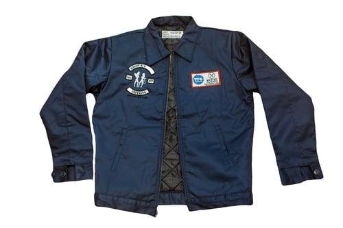 Image of TFG Navy Mechanic Jacket