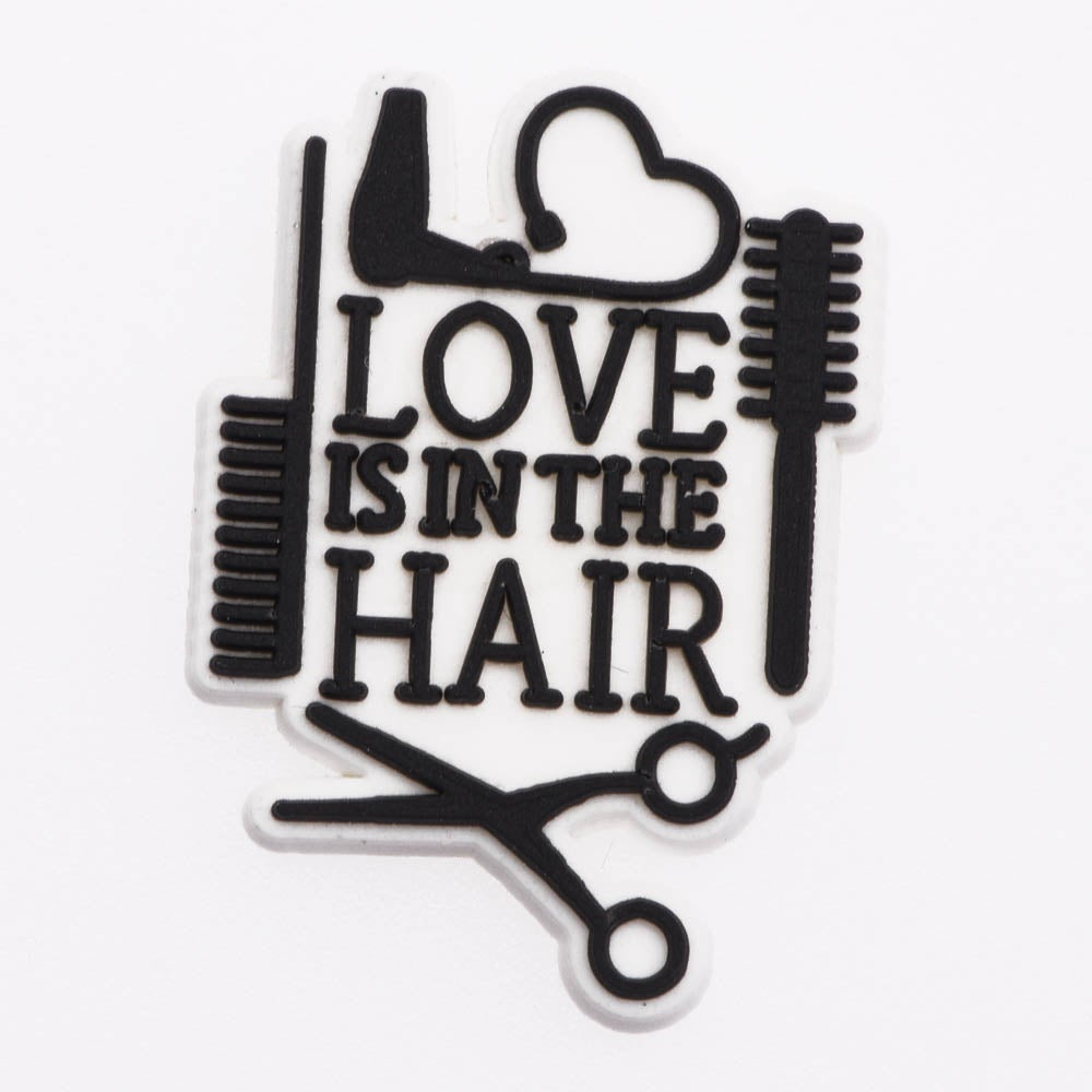 Image of Love is in the Hair Jibbitz