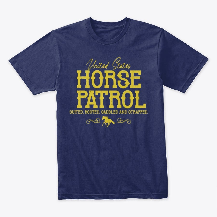 Image of UNITED STATES HORSE PATROL ~ SBSS