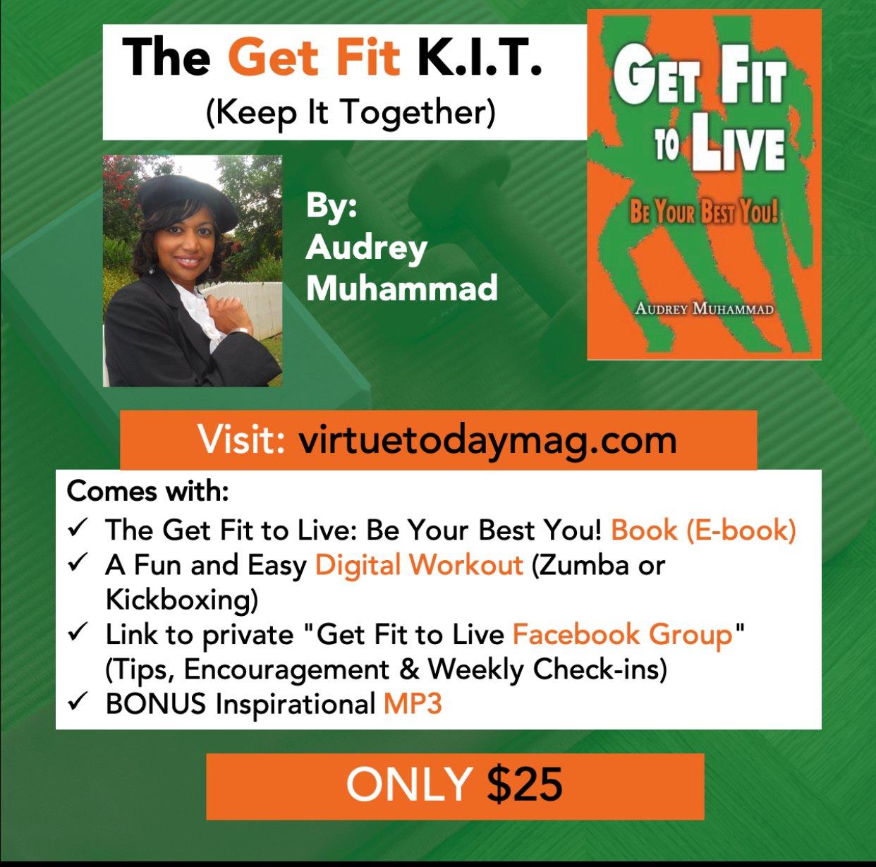 Image of Get Fit K.I.T