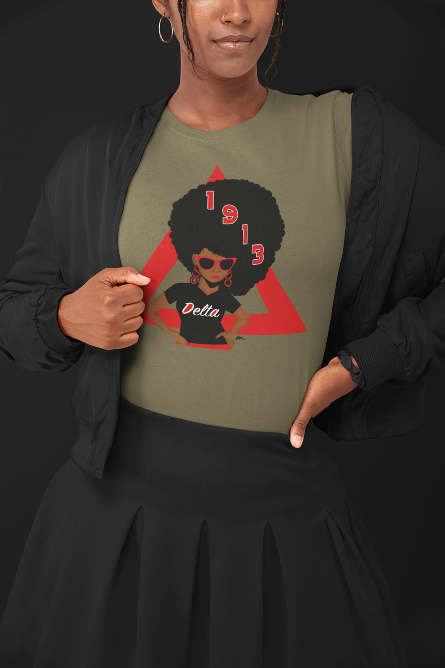 Image of Side Fro Red DST