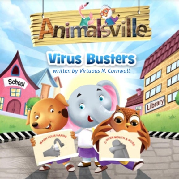 Image of Animalsville Virus Busters