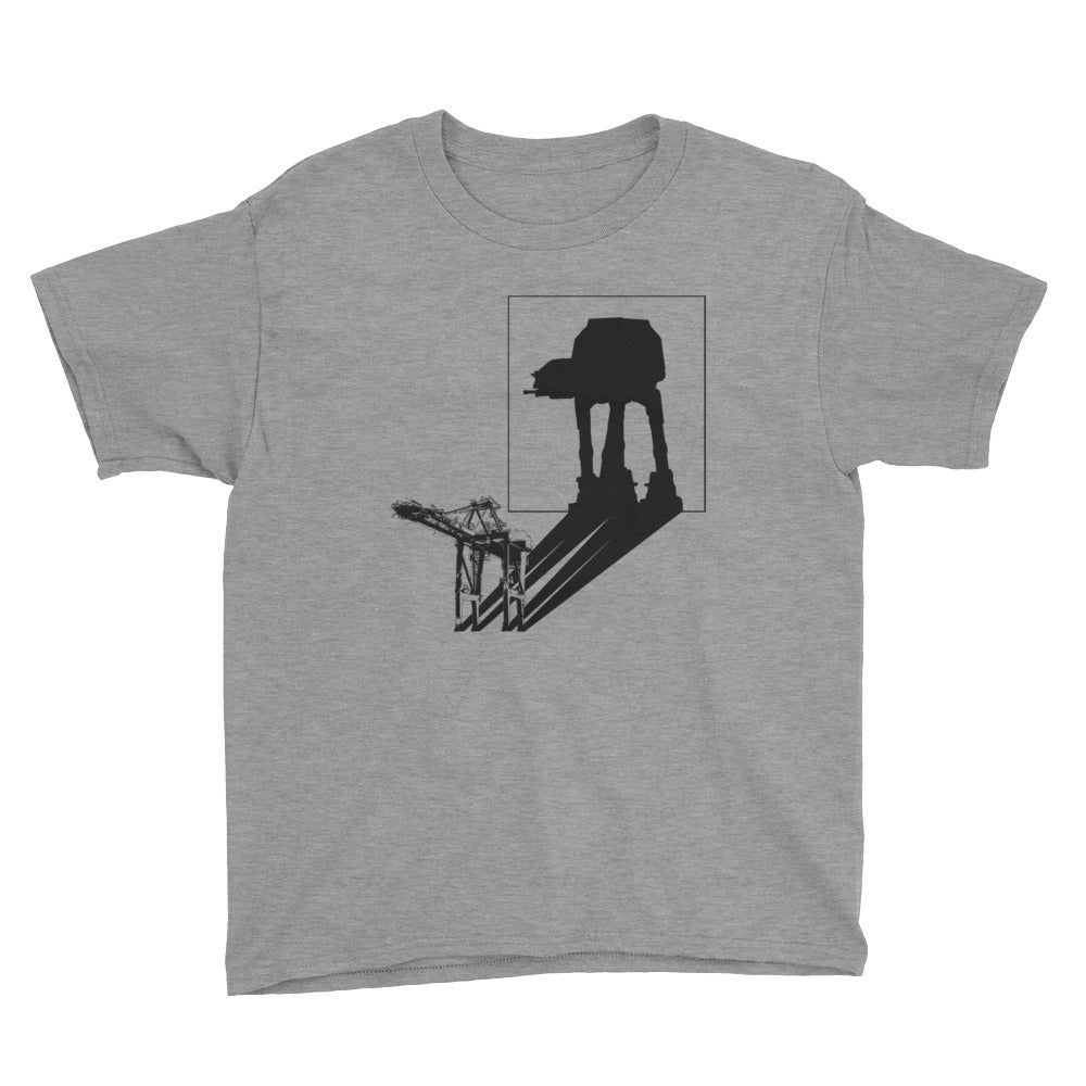 Image of AT-AT Shadow - kids tee