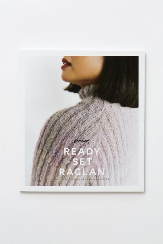 Image of READY SET RAGLAN - Pom Pom Press Book