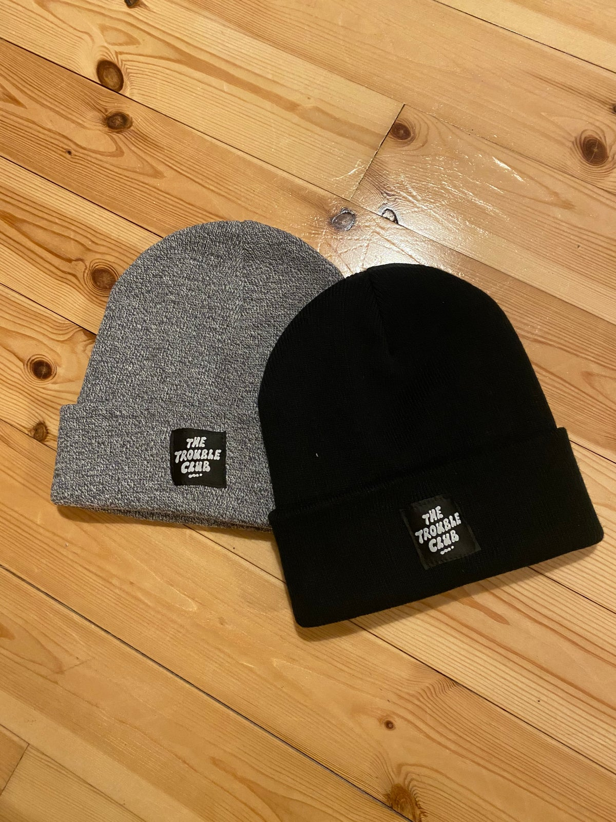 Image of Trouble Club Beanies