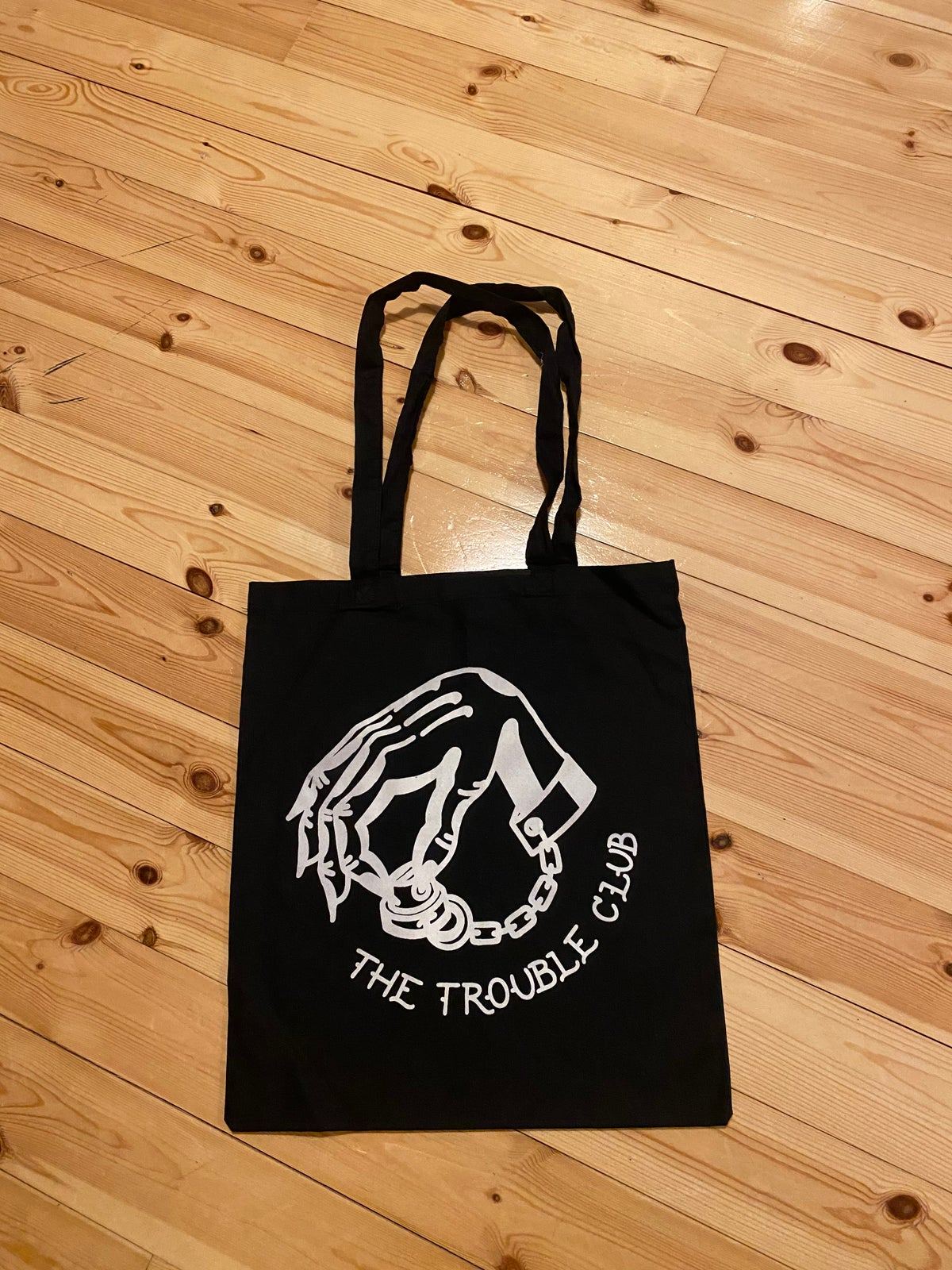 Image of Prisoner To Trouble Tote