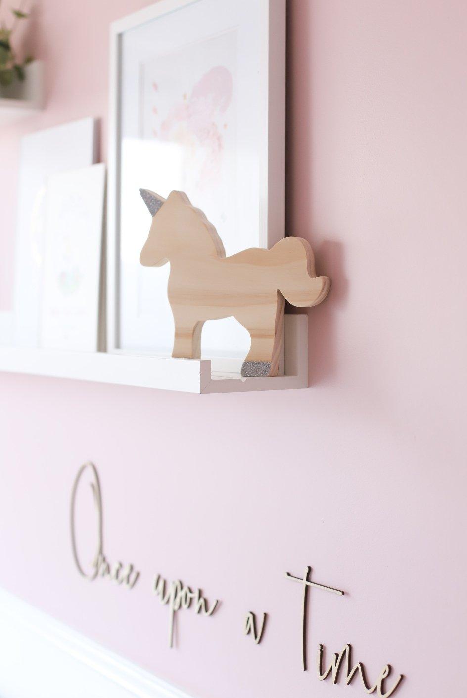 Image of Wooden Unicorns