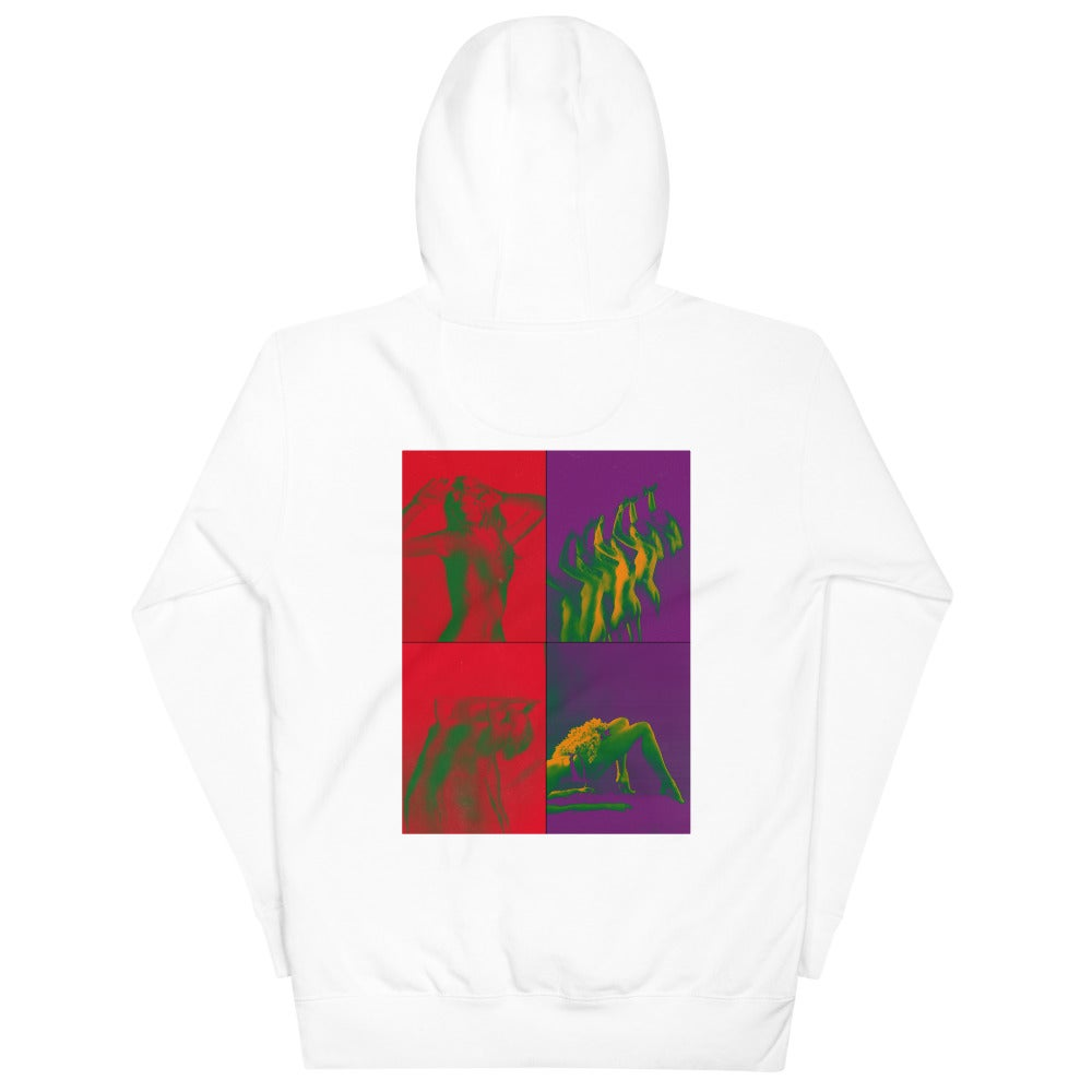 'FOUR WAY' THE LEAN by NAKID - Unisex Hoodie
