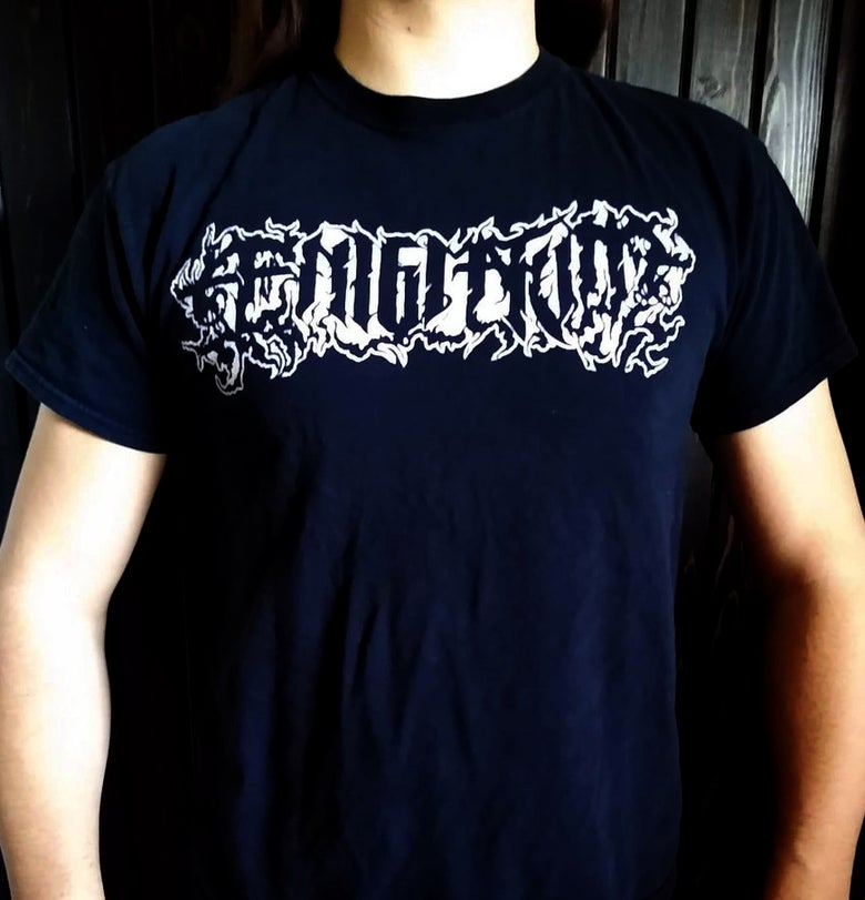 Image of Ænigmatum T-Shirt LOGO (XL only)