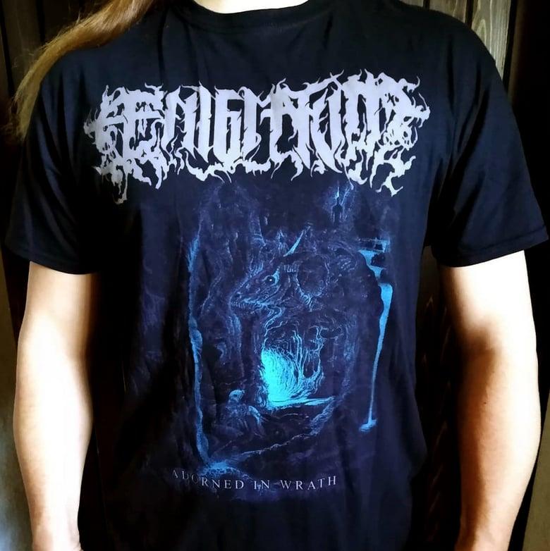 Image of Ænigmatum T-Shirt ADORNED IN WRATH