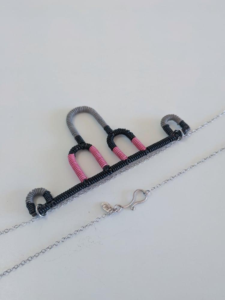 Image of Color bound necklace no. 05