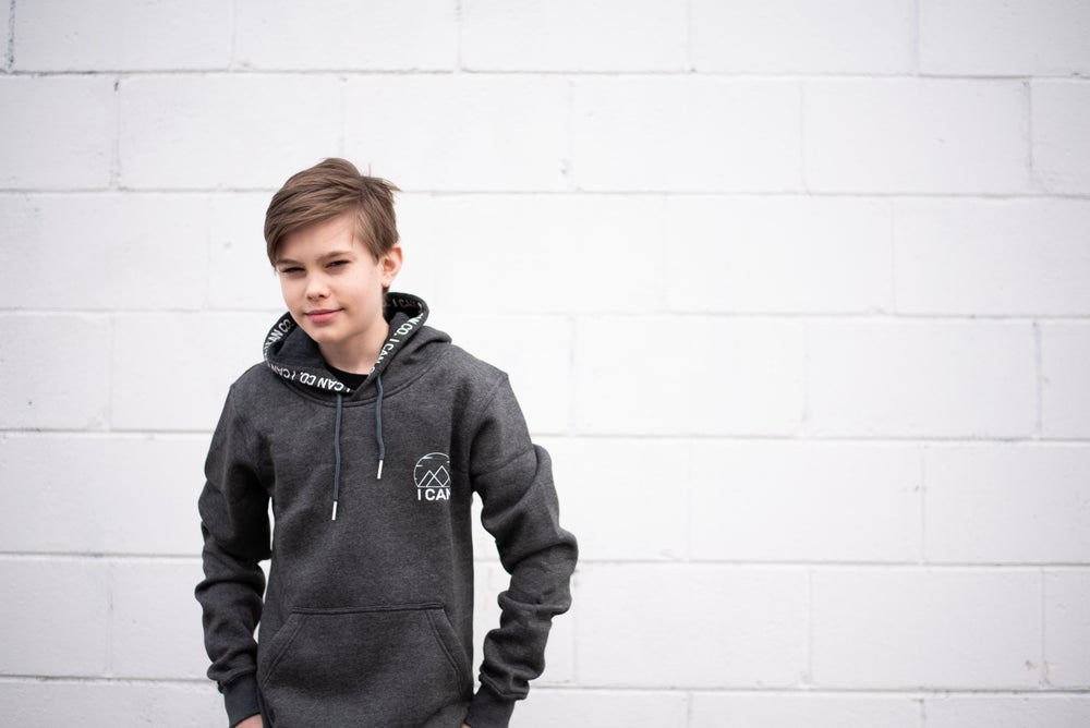 Image of I CAN CO. Adult hoodies
