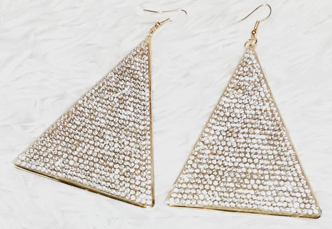 Image of Frozen Golden Pyramids