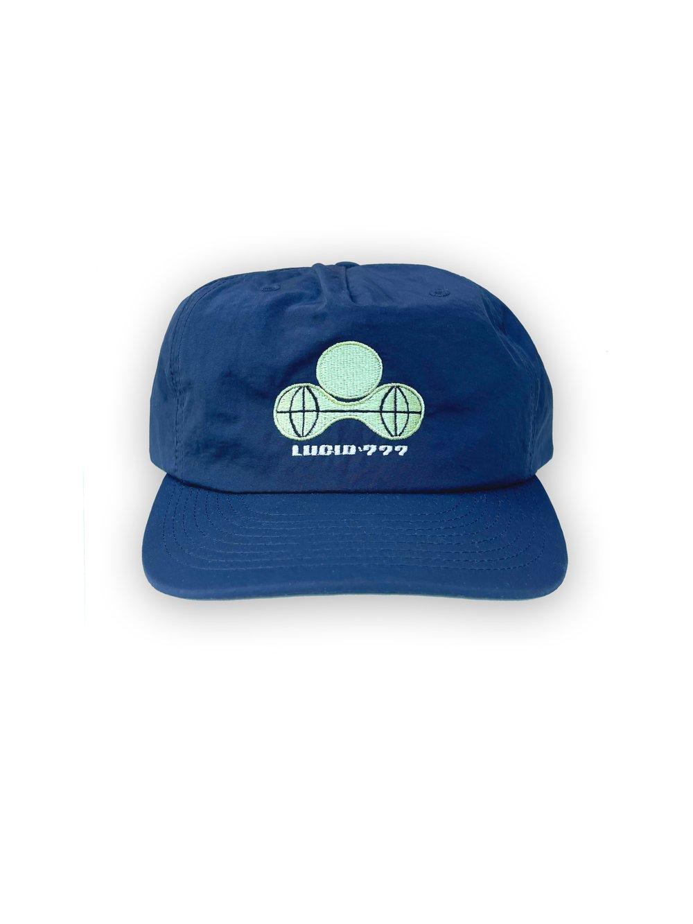 Image of NYLON SURF SPACE SNAPBACK HAT