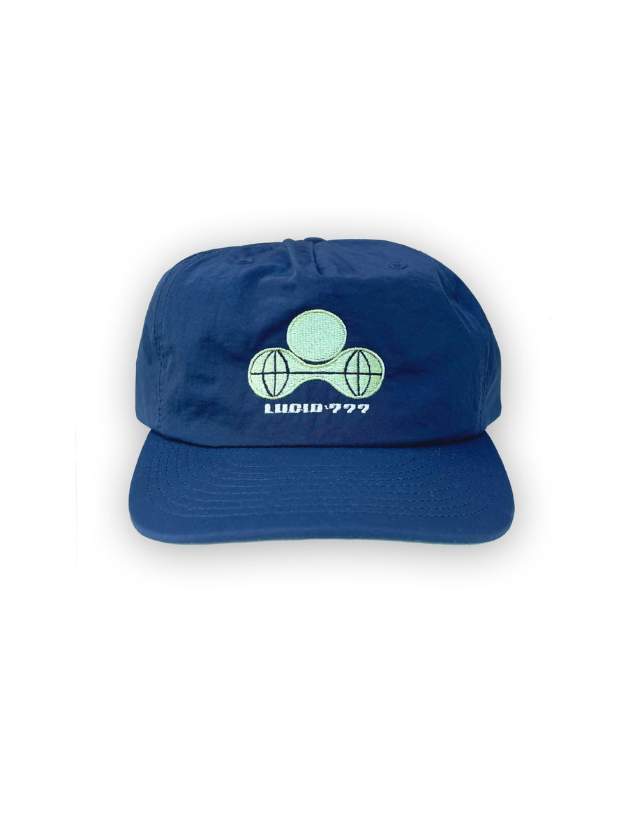 Image of NYLON SURF SPACE SNAPBACK HAT