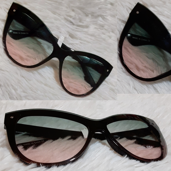 Image of Watermelon Ombre Glam Glasses