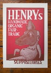 HENRY  | Hand Pulled Relief Print