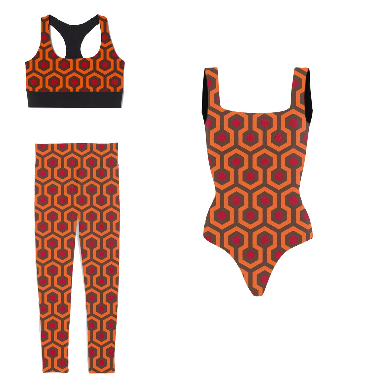 Image of Overlook Active Wear Limited Edition PREORDER