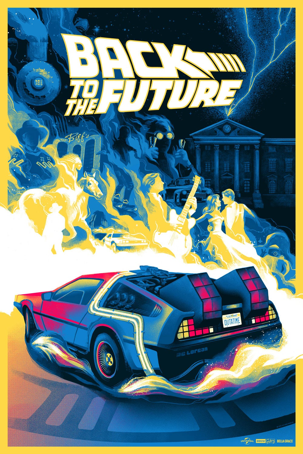 Image of Back To The Future - Regular