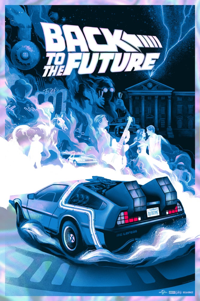 Image of Back To The Future - Variant
