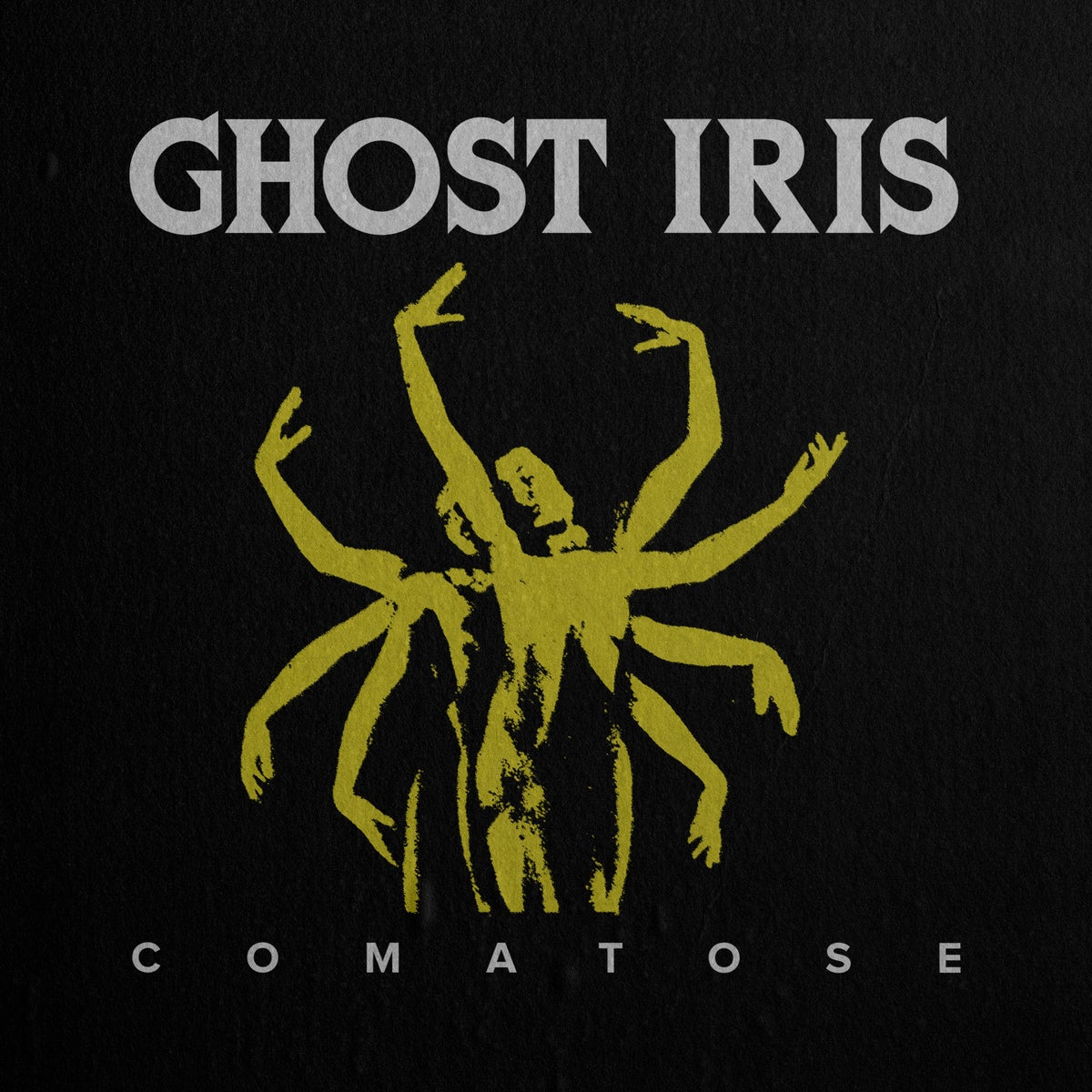 "Image of Ghost Iris ""Comatose"" CD"